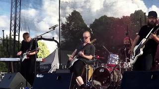 Kvit - I give up breath (live at Sommarfredagar i Mark)