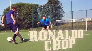 Triki piłkarskie od FutbolTriks - Ronaldo CHOP