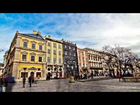 Christmas in Lviv (+Timelapse) / Рождество во Львове (+Таймлапс)