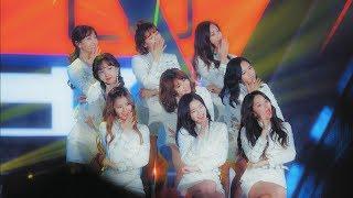 TWICE(트와이스) - SIGNAL(시그널)@171001 코리아뮤직페스티벌 Korea Music Festival [4k Fancam/직캠
