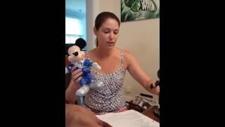 Cara: The Cortisol Capers, feat. Mickey , Minnie, Ray Lewis, Pigtuitary, & Spring