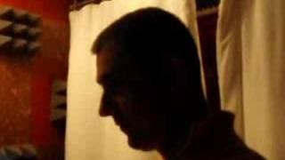 Sokol feat Pono u DJ Deszczu Strugi w studio