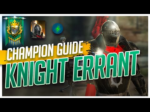 RAID | Champ Guide | Knight Errant