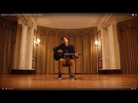 Regalame La Libertad de Alfred Cave Letra y Video