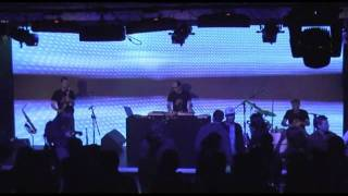 JazzProfilactika Live - Let Things Slide (Nor Elle)