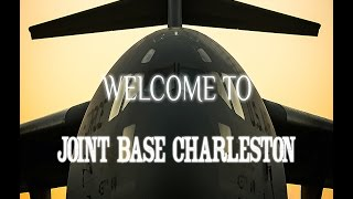 Welcome to Joint Base Charleston