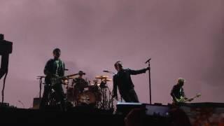 """U2 """"Where the Streets Have No Name"""" The Rose Bowl, Pasadena, CA 5.20.17"""