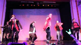B.A.P - YOUNG, WILD AND FREE // Ruff Rabbit dance cover (Carnival Party)