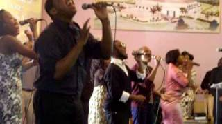 Livre Live at Trinity City of Praise Nassau Bahamas Part 4