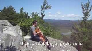 Bach on Monument Mountain