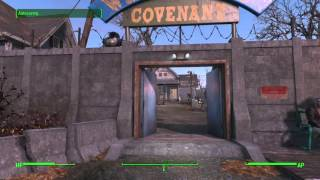 Fallout 4 How to find the Covenant secret compound (Human Error quest)
