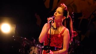 Imelda May - Ghost of Love live Warrington Parr Hall 29-01-14