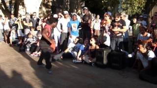 Richard Pop@The King Of The STREET Vol.3 - Street show
