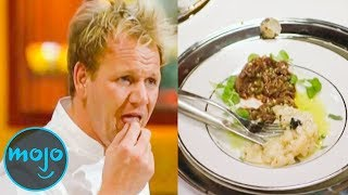 Top 10 Worst Signature Dishes on Hell's Kitchen