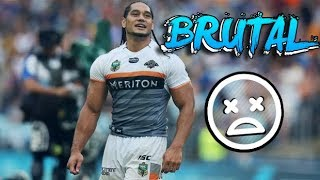 Brutal Rugby Collisions - 2017