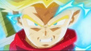 Dragon Ball Super AMV - Mirai Trunks - Eye of the Storm