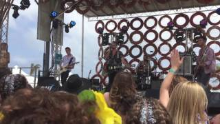 The Heydaze- Hurts Like Hell/Hangout Music Festival/Gulf Shores, Alabama/05-19-17