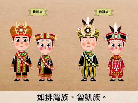五上5-1   7上補充動畫-史前台灣與原住民文化 - YouTube