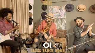 Oi (Leo Magalhães) BLUES BLACK HOME - Cover