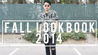 Fall Lookbook 2014 ( s t y l d b y c h r i s )