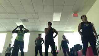 Down On Me by Jeremih ft 50 Cent || Cardio Dance Party with Berns
