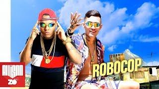 MC Magal e MC Léo da Baixada - RoboCop (Djay W)