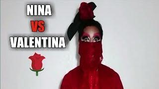 Nina Bonina Brown vs Valentina PARODY
