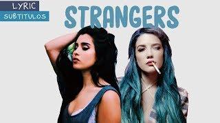 Halsey ft. Lauren Jauregui | Strangers | Lyrics + Sub español