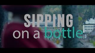 El Mukuka Feat. Kayla Jacobs - Bottle Of Loneliness (Filatov & Karas Remix) - (Official Lyric Video)