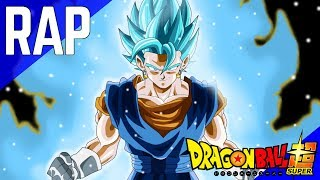 Rap De Vegetto EN ESPAÑOL (DRAGON BALL SUPER / Z) || Frikirap || CriCri :D