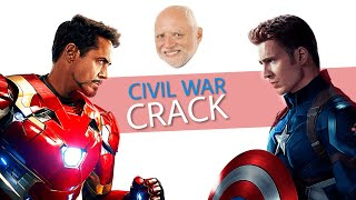 Civil war ♥ CRACK 3