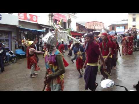 Ropaijatra Festival in Tansen Nepal – part 4