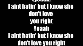 Love you right - Cherlise ft. Lil Wayne (w. lyrics!!)