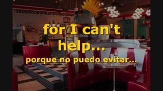 Elvis Presley - Can't Help Falling In Love - Subtitulada en español e inglés