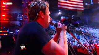 Nickelback Animals Live @ wwe