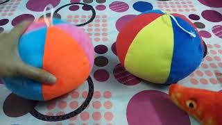 Boo learn color with balls Bunny Mold for Kids Children
