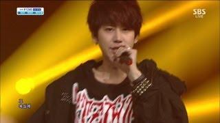 Henry (헨리) [Trap (feat 규현)] @SBS Inkigayo 인기가요 20130623