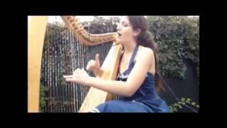 Nemo - Nightwish Cover by Elvann (Harp & Voice)