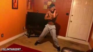 PARTYNEXTDOOR Ft. Lil Yatchy - Buzzin ( official dance video) 💦
