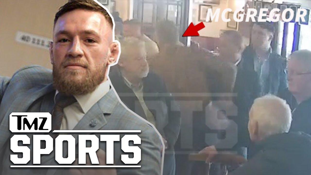 Conor McGregor Pleads Guilty in Irish Pub Attack, Escapes Jail Time