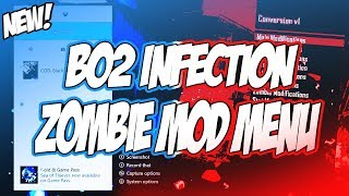 How to get jiggy 4 2 mod menu infection on bo2 for free no