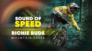 Raw MTB: Richie Rude Tears Up Mountain Creek Bike Park | Sound of Speed