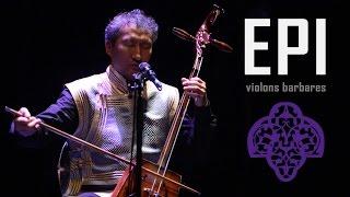 Violons Barbares : chant diphonique mongol (Un autre Orient au Lieu Unique)