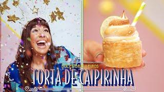 ADEUS! TORTA DE CAIPIRINHA PRO ULTIMO EPISÓDIO DA TEMPORADA | RAIZA COSTA