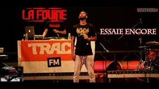 """(LIVE) LA FOUINE  -  """"ESSAIE ENCORE""""  © Wintv Octobre 2013"""