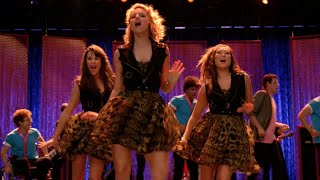 GLEE - I Can't Go For That / You Make My Dreams (Full Performance) HD