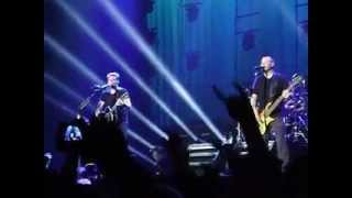 Nickelback - When We Stand Together (Live at Amsterdam) 09-09-12