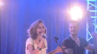 Halo - Bethany Joy Lenz (live in Paris) 27.09.2015