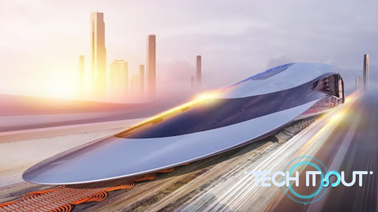 China to Set a New Speed Record in Ground Transportation