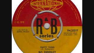 "Bo Diddley ""Pretty Thing"""